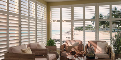 Sunland Lexwood Plantation Shutters