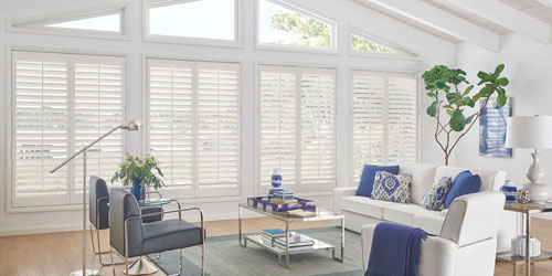 Wood shutters Benefits